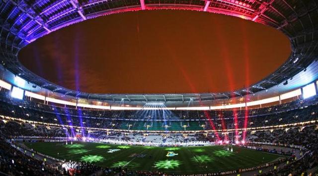 SVĐ Stade de France sẽ là tâm điểm của bóng đá thế giới trong ngày 11/6