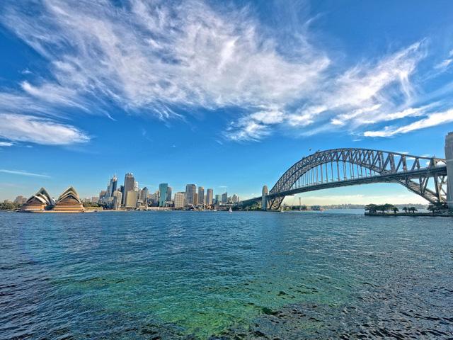 5. Thành phố Sydney, Australia đừng vị trí thứ 5 trong số các điểm đến đắt đỏ