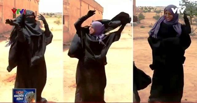 Phụ nữ Manbij, Syria sẽ không phải đeo mạng che mặt khi ra đường.