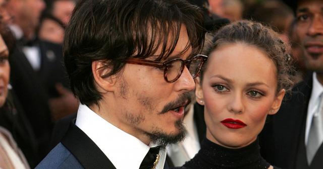 Mặc dù đã chia tay nhưng với Vanessa, Johnny Depp là người đàn ông tốt và là một người cha tuyệt vời. (Ảnh: Bunte)