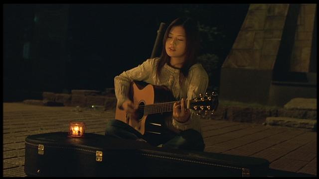 Nhân vật Kaoru Amane ở phiên bản điện ảnh của Nhật.