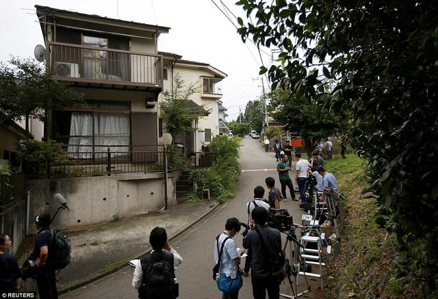 Nghi phạm Satoshi Uematsu, 26 tuổi đã ra đầu thú sau khi gây án.