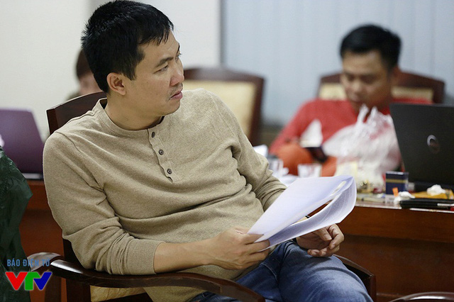 Đạo diễn Đỗ Thanh Hải - Giám đốc Trung tâm Sản xuất phim truyền hình (VFC)