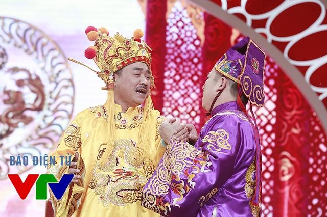 Ngọc hoàng Quốc Khánh và Táo Chí Trung.