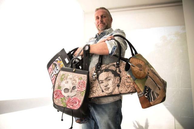 Jorge Cueto - Giám đốc chương trình Nghệ thuật nhà tù. Ảnh: elpais