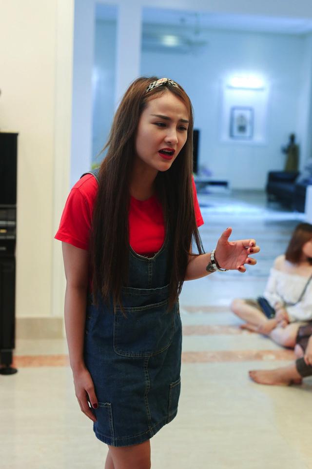 Thanh Huyền - một trong 6 thí sinh tranh tài trong tập 7