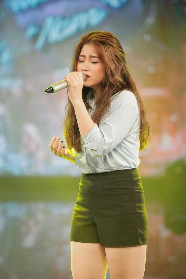 Vietnam Idol: Thảo Nhi khác lạ với tóc mới nữ tính - Ảnh 5.