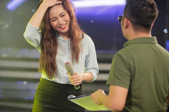 Vietnam Idol: Thảo Nhi khác lạ với tóc mới nữ tính - Ảnh 7.