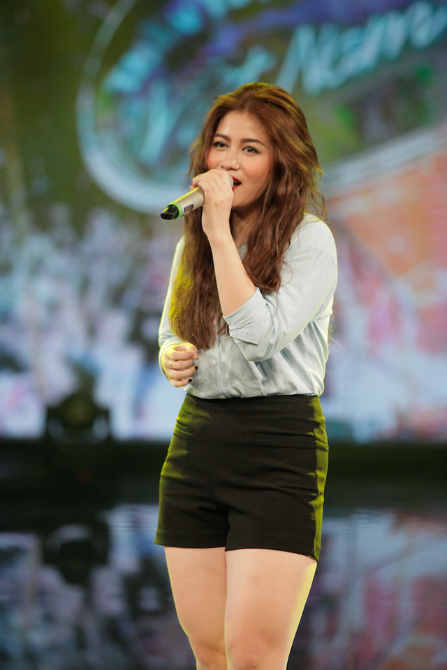 Vietnam Idol: Thảo Nhi khác lạ với tóc mới nữ tính - Ảnh 6.