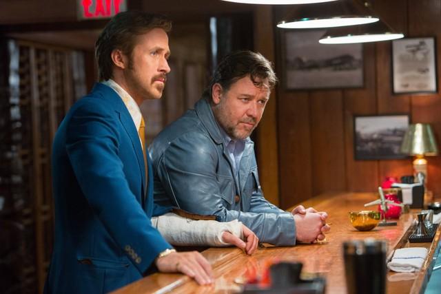 Phim The Nice Guys với hai ngôi sao Ryan Gosling và Russell Crowe