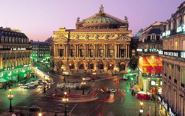 Nhà hát Opera, Paris, Pháp