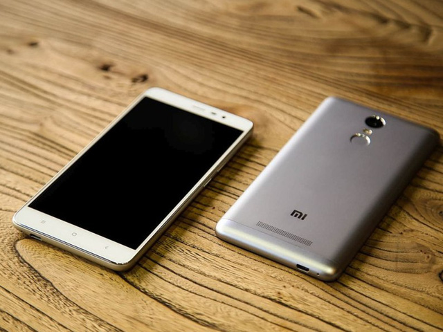 Xiaomi Redmi Note 3 Pro sở hữu màn hình Full HD 5,5 inch