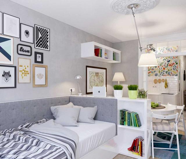 Một căn nhà ở Nga được thiết kế với phong cách vô cùng hiện đại, trẻ trung.