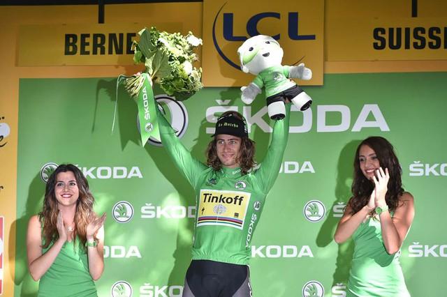 Peter Sagan về nhất chặng 16 Tour de France 2016