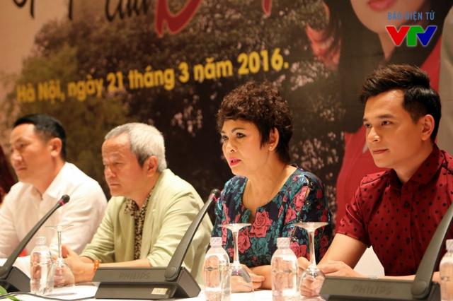 MC Danh Tùng đảm nhận vai Danh - Con trai bí thư huyện ủy.