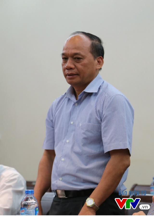 Ông Vũ Văn Tám – Thứ trưởng Bộ Nông nghiệp và Phát triển nông thôn