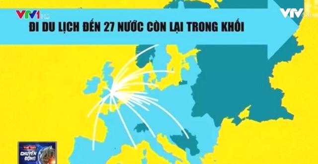 Thoải mái đi du lịch 27 quốc gia trong khối sẽ trở thành quá khứ khi Anh quyết định rời EU.