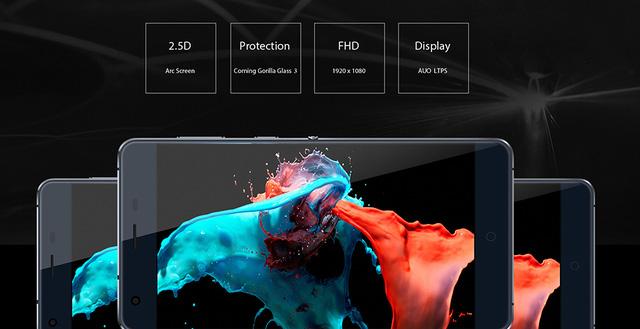 Màn hình Full-HD hiển thị sắc nét.