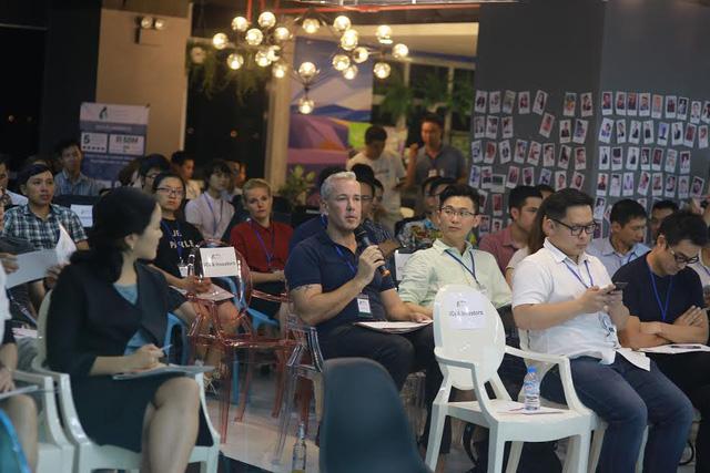 Các nhà đầu tư thử lửa các start-up Việt