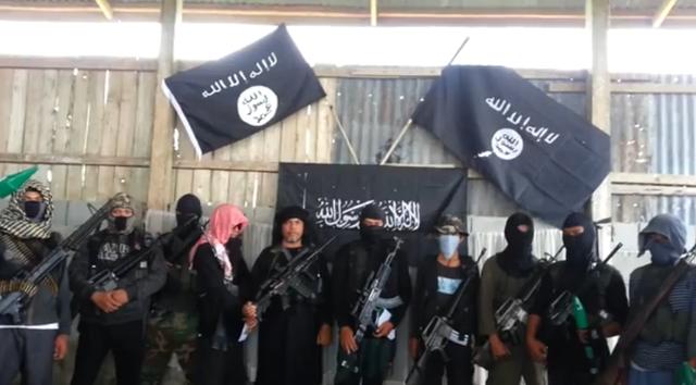 Mối đe dọa về ISIS đang bao trùm cả khu vực Đông Nam Á