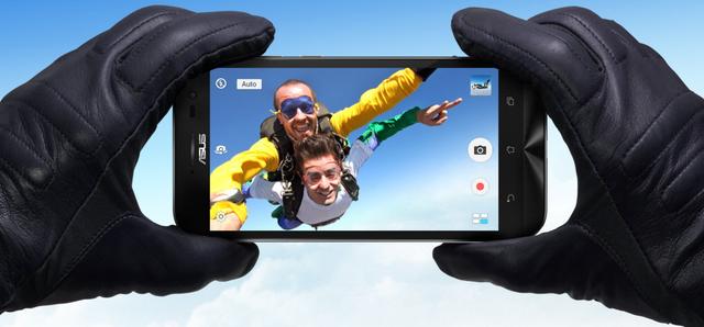 ZenFone Zoom được trạng bị bộ vi xử lý Intel Atom 64-bit lõi tứ