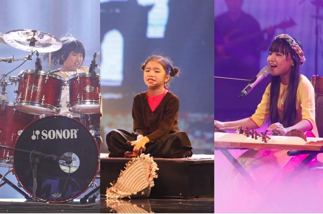 Trọng Nhân, Hương Giang và Quỳnh Anh đều giành vé vào vòng chung kết và sẽ xuất hiện ở đêm thi đầu tiên của vòng thi này.
