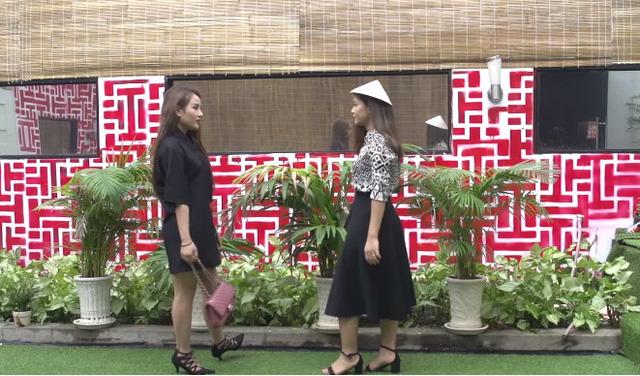 Thanh Huyền và Y Lux vào vai Lee và Katun trong Tình yêu không có lỗi, lỗi ở bạn thân.