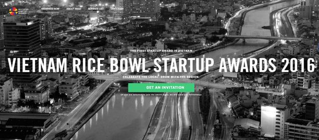 RBSA là giải thưởng thường niên đầu tiên tôn vinh những startup đột phá, sử dụng công nghệ một cách sáng tạo tại Đông Nam Á.