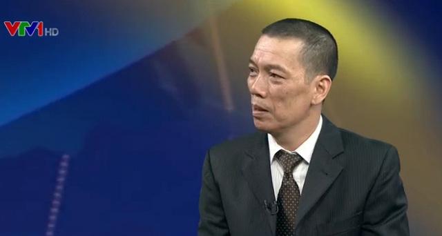 TS Đỗ Sơn Hải – Trưởng khoa Chính trị quốc tế - Học viện Ngoại giao