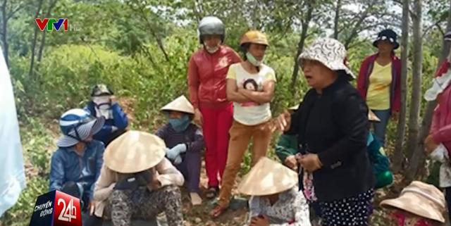 Vụ việc được phát giác bởi người dân ở cạnh bãi rác Khánh Sơn, thuộc phường Hòa Khánh Nam, quận Liên Chiểu, TP.Đà Nẵng
