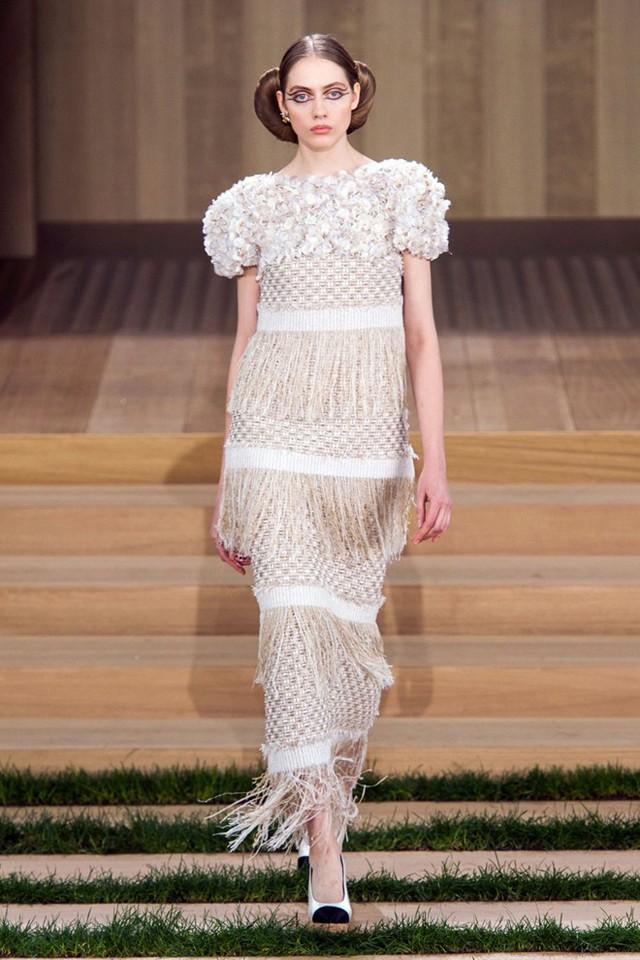 Phong cách sang trọng, lịch lãm trong các thiết kế của Chanel