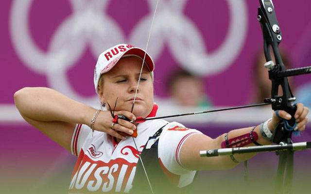 Bắn cung Nga được chứng minh là trong sạch trước mọi bài test doping.