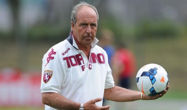 HLV Ventura vừa có 5 mùa giải khá thành công trong màu áo Torino (Ảnh: AP)