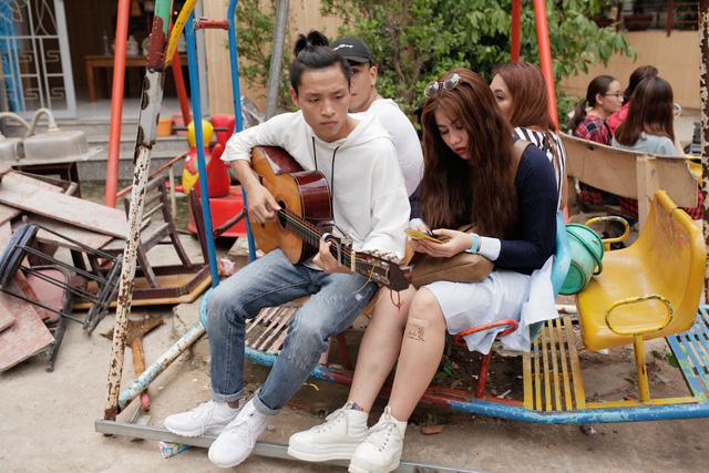 Vietnam Idol: Thảo Nhi khác lạ với tóc mới nữ tính - Ảnh 1.