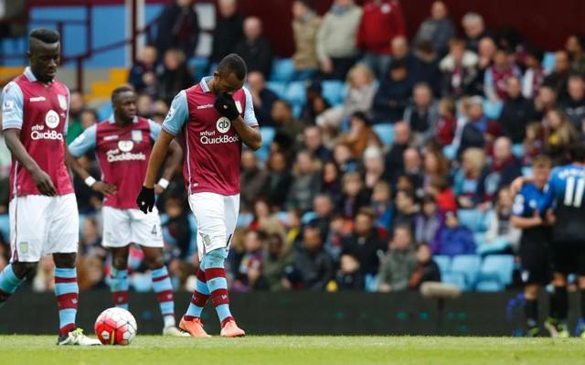 Thời huy hoàng của Aston Villa chỉ còn là quá vãng...
