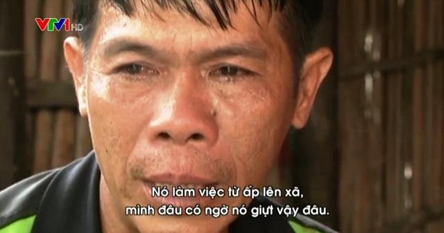 Ông Trần Văn Đồng - nạn nhân của vụ vỡ hụi tại xã Đất Mũi, Cà Mau.