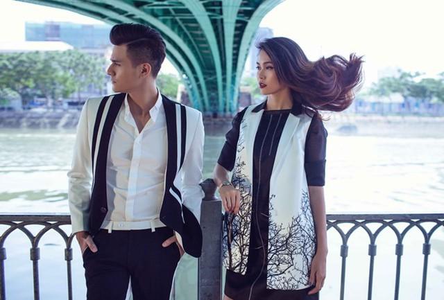 Mâu Thanh Thủy - Vĩnh Thụy thể hiện ăn ý hình tượng cặp tình nhân phong cách