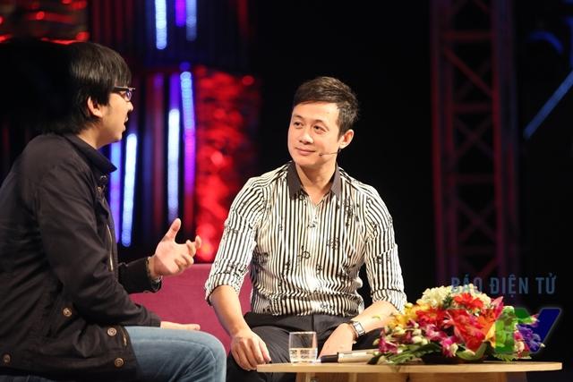 MC Anh Tuấn là người dẫn dắt câu chuyện của Giai điệu kết nối - My Playlist