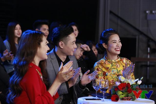 Diễn viên Nhã Phương - Mạnh Hưng và Quỳnh Hoa