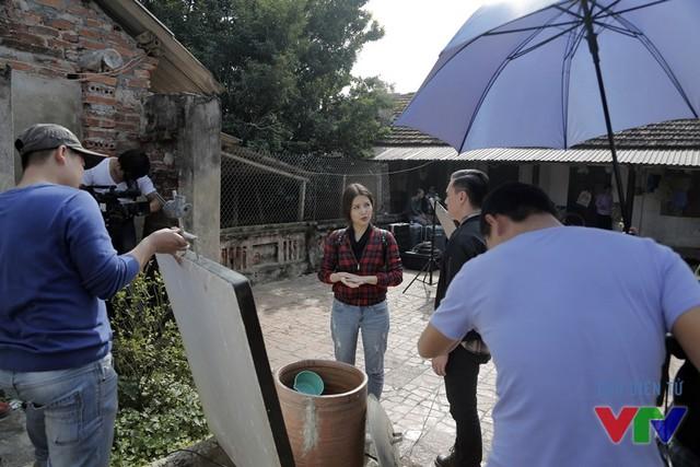 Những hình ảnh phía sau ống kính của Phanh Lee.