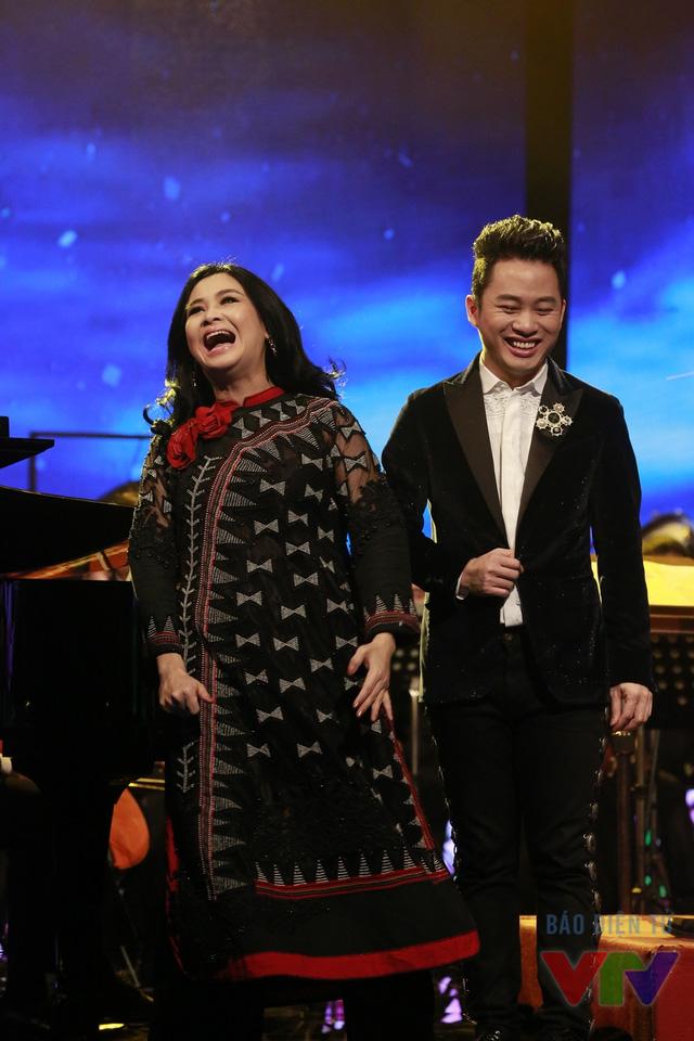 Ngoài tình yêu chung dành cho âm nhạc, Thanh Lam và Tùng Dương cũng có nhiều chia sẻ trong đời sống.
