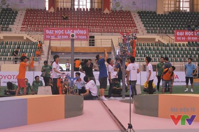 Các đội tuyển đến từ Đại học Lạc Hồng giành chiến thắng Chai-Yo! với thành tích đáng nể