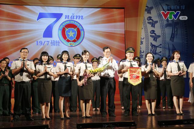 Giải đội thi có kịch bản hay nhất đã thuộc về Cục THADS TP. Hồ Chí Minh
