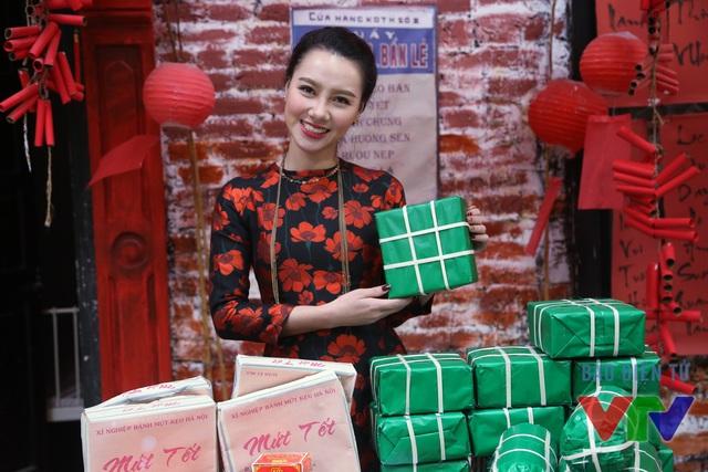 MC Minh Hà luôn yêu thích các món ăn trong ngày Tết cổ truyền và ăn hoài không chán