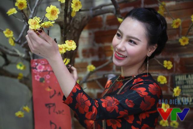 Trong cuộc trò chuyện mới nhất với VTV News, MC Minh Hà cho biết cô rất hài lòng với những công việc đã làm trong năm 2015 bởi có những việc còn tốt hơn cả mong đợi.
