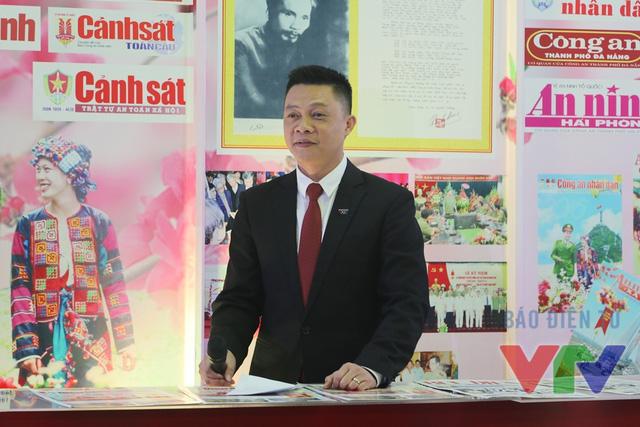 BTV Quang Minh trong vai trò dẫn dắt chương trình