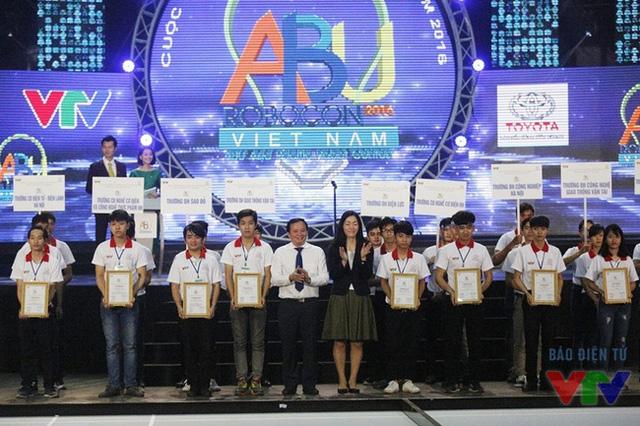 Robocon Việt Nam 2016 vòng loại phía Bắc chính thức khởi tranh