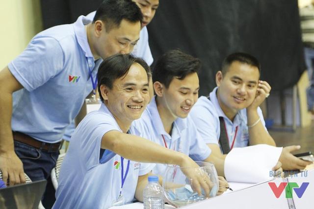 Ông Ngô Văn Lộc - Tổ trưởng Tổ trọng tài cuộc thi Robocon Việt Nam 2016 khu vực phía Bắc