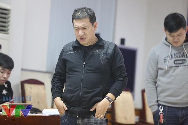 Phần tập của Quang Thắng bắt đầu lúc 2 giờ sáng và kéo dài đến gần 4 giờ sáng. Tuy nhiên, anh không hề tỏ ra mệt mỏi.