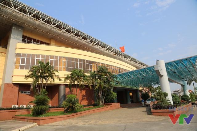 Trung tâm TDTT tỉnh Ninh Bình